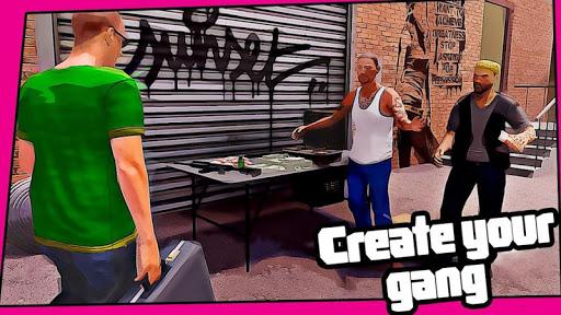 Miami Gangster Grand Town Heist: Real Gangster 3D 4.6 screenshots 6