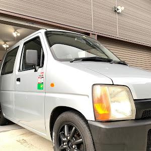 ワゴンR CT21S RXのカスタム事例画像  hiroshi suzukiさんの2021年03月14日17:15の投稿
