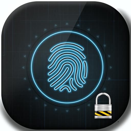 指纹扫描仪锁定恶作剧 娛樂 App LOGO-APP試玩