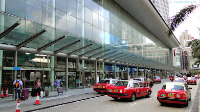 Photo: Hong Kong train station