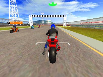 3D Moto bike Racing - Drag Racing Game for PC-Windows 7,8,10 and Mac apk screenshot 7