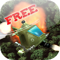 Helicopter Jungle Flight FREE icon