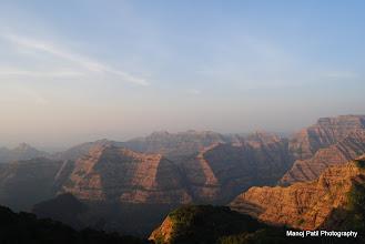 Photo: Grand Canyon of Sahyadri....