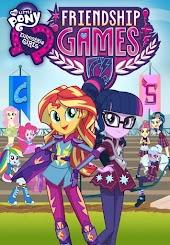 My Little Pony- Equestria Girls - Friendship Games
