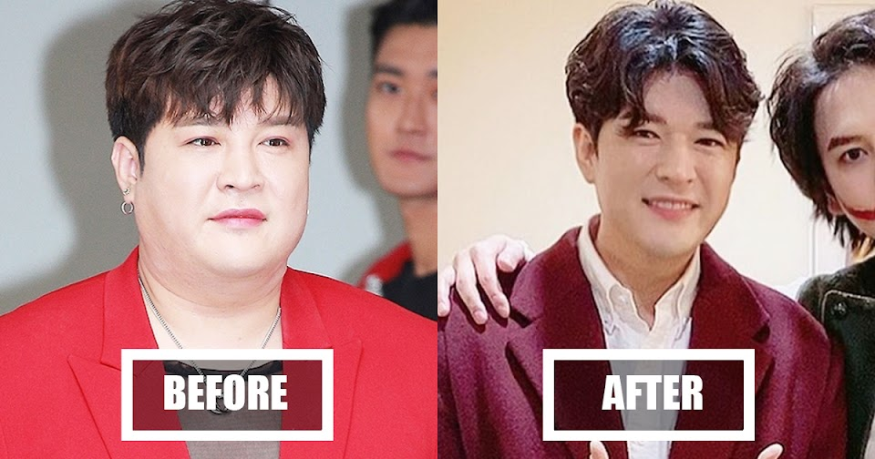 shindong weight loss 0
