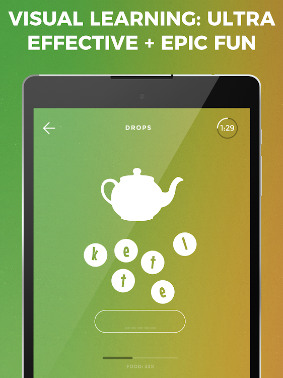 Drops: Learn Vietnamese language & words for free – (Android