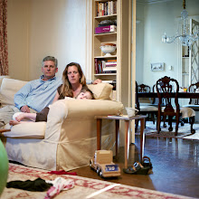 Photo: title: Ann, John & Livvy Herren, New Orleans, Louisiana date: 2011 relationship: friends, family, step aunt, met through Toby Hollander years known: 5-10