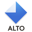 Email - Organized by Alto icon