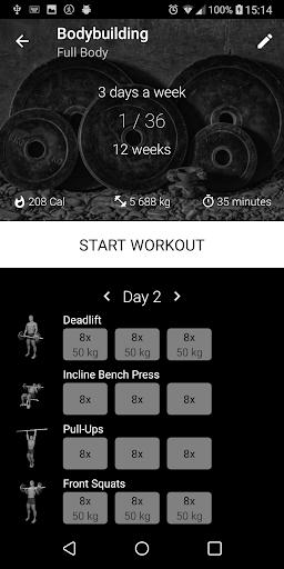 Bodybuilding Mod Apk 1.17 1