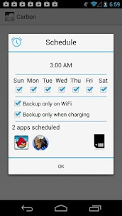 Helium Apk- App Sync and Backup 5