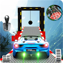 Impossible Fast Track : Car Racing Simulator icon