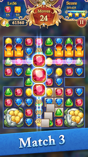 Jewel Mystery 2 android2mod screenshots 1