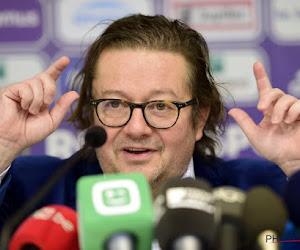 """Vanden Stock est persuadé que Coucke """"a les valeurs qui correspondent à Anderlecht"""""""