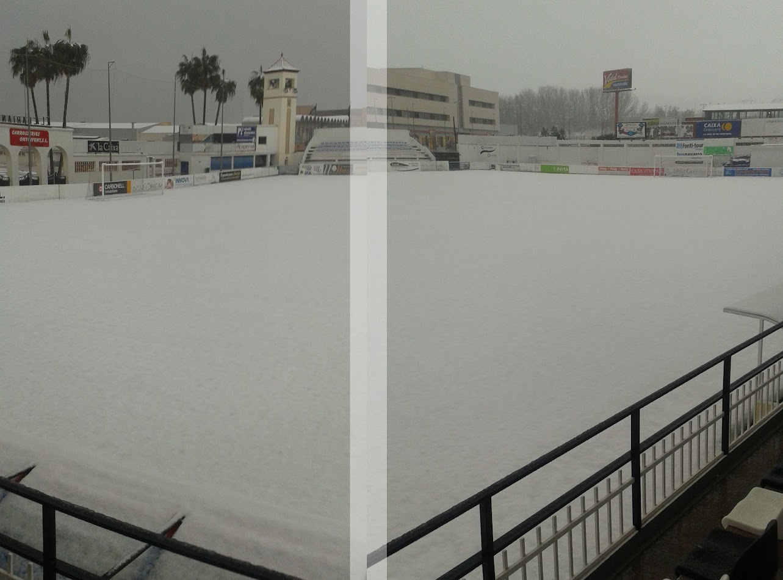 El Clariano nevat