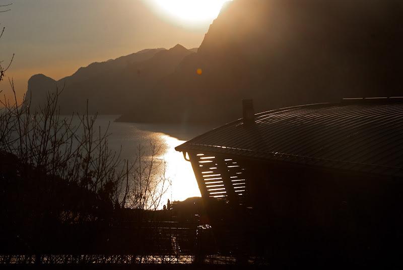 Vista lago di -Os-