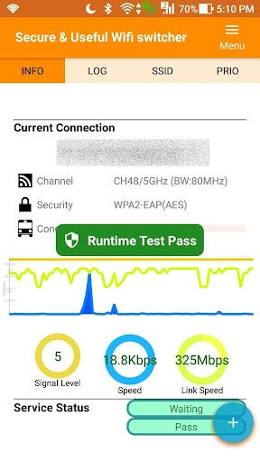 Secure Wifi switcher (Wi-Fi Security /Prepaid VPN) 4.2E87 Windows u7528 1