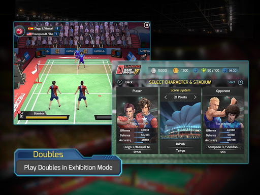LiNing Jump Smash 15 Badminton 1.3.10 screenshots 5