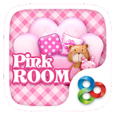 Pink Room GO Launcher Theme