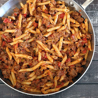 Hamburger Meat Egg Noodles Recipes.
