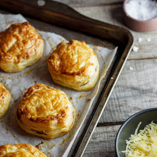 Puff Pastry Cheese And Onion Pasty Recipes