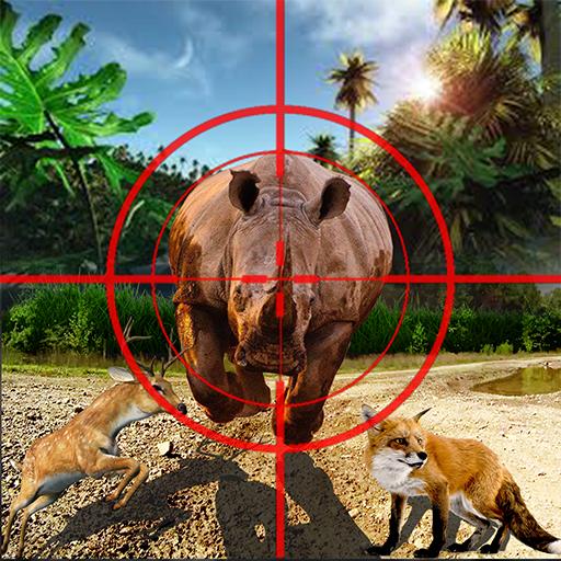 动作の野生動物:スナイパーハンター LOGO-記事Game