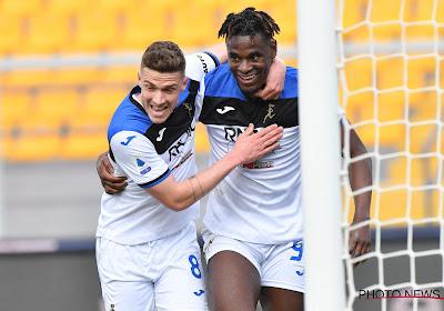Serie A : l'Atalanta met la pression sur l'Inter Milan !
