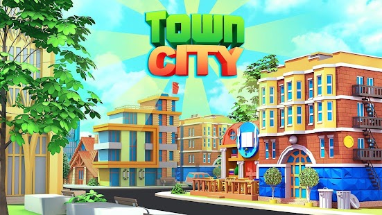 Town City - Village Building Sim Paradise Game Screenshot