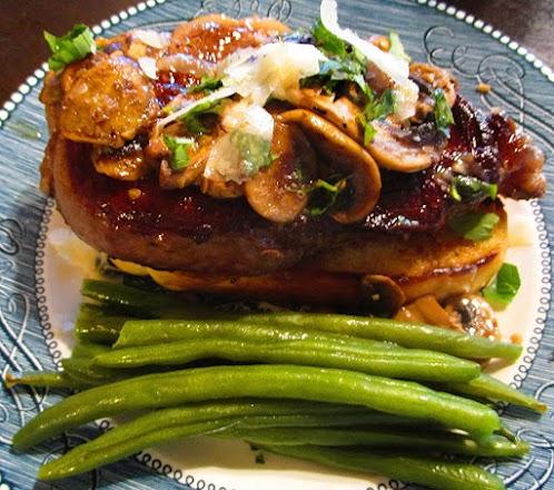 Steak de Burgo for Two