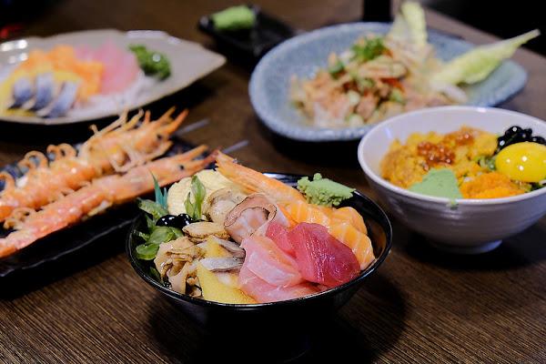 丸野鮨日式料理☞餐點多元化,從生魚丼飯到炙燒握壽司、烤物、炸物、拉麵、鍋物等熟食料理一應俱全!台中日本料理!