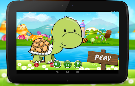 Happy Turtle Jumper Skateboard screenshot 0