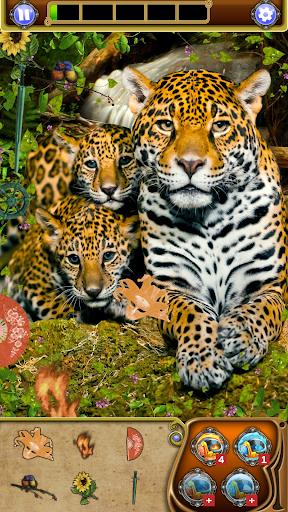 Hidden Object Quest: Animal World Adventure apklade screenshots 1