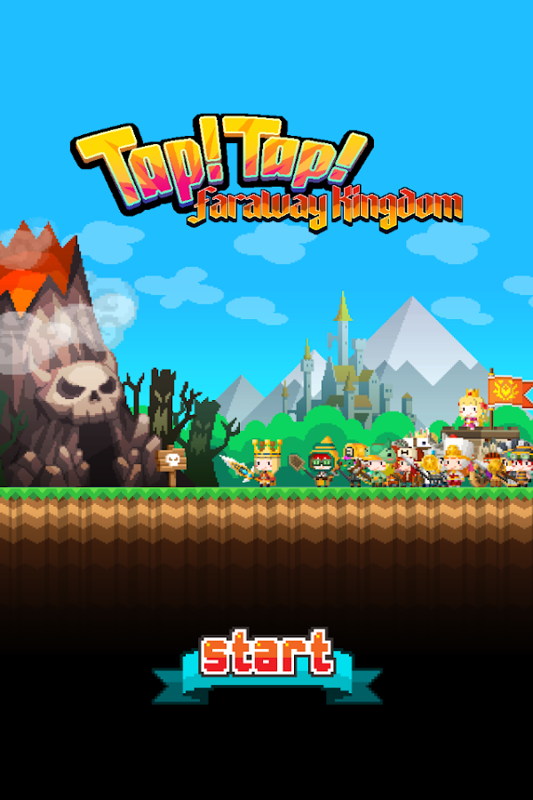 Tap! Tap! Faraway Kingdom- screenshot