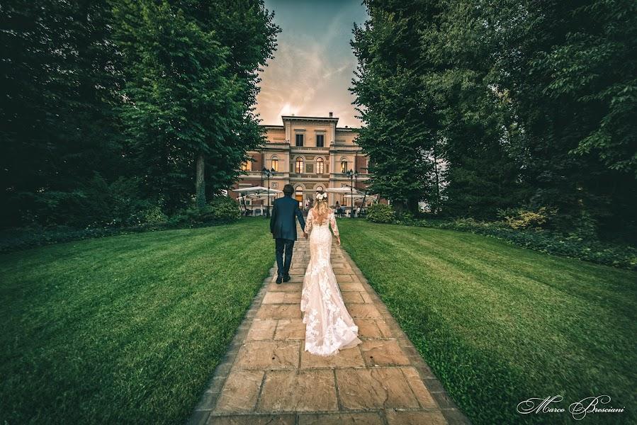 Fotografo di matrimoni Marco Bresciani (MarcoBresciani). Foto del 20.01.2019