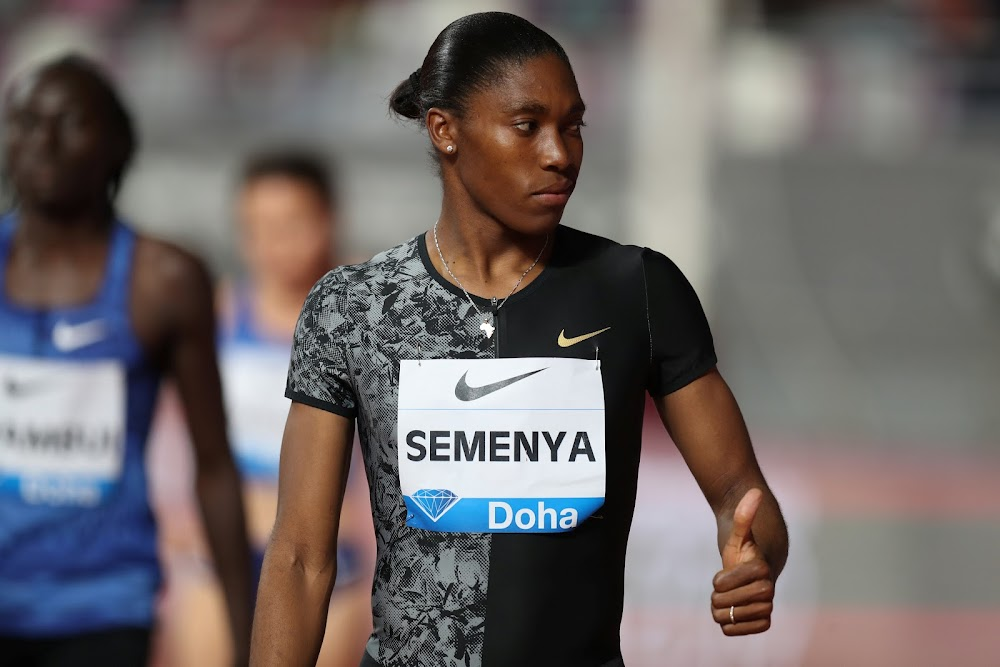 I am here to stay, stresses Caster Semenya after comeback victory - SowetanLIVE