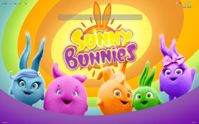 Sunny Bunnies Wallpapers New Tab