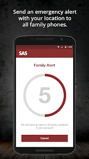 SAS - Location and Protection- screenshot thumbnail