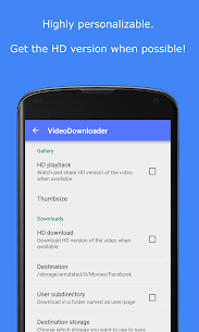 MyVideoDownloader for Facebook: download videos apk download 4