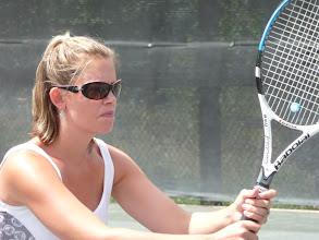 Photo: Tennis social event Karen Passchier