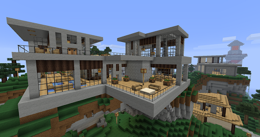Craft House Minecraft