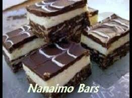 Christmas Nanaimo Bars Recipe