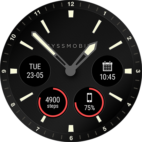 InstaWeather for Android Wear Android 10