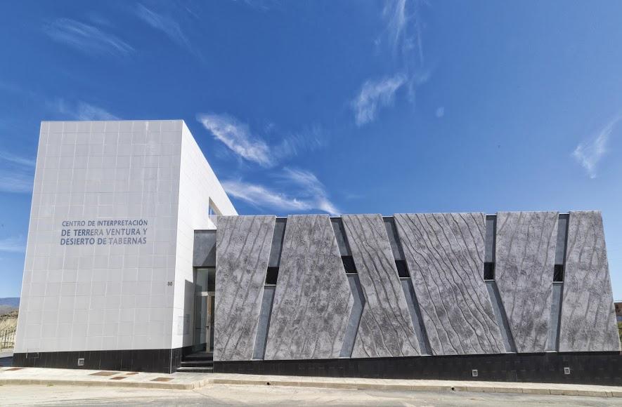 Centro de interpretacion Terrera Ventura.