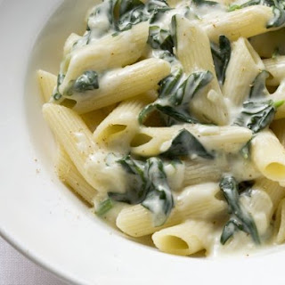 Creamy Penne Pasta Vegetarian Recipes