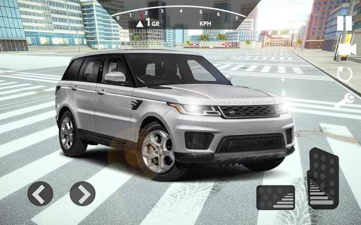 Crazy Car Driving & City Stunts: Rover Sport 1.8 Screenshots 14
