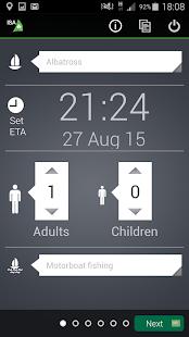 ISA SafeTrx- screenshot thumbnail