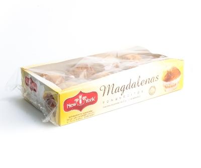 Ponquecitos Magdalenas 45Gr 8Und Magdalenas