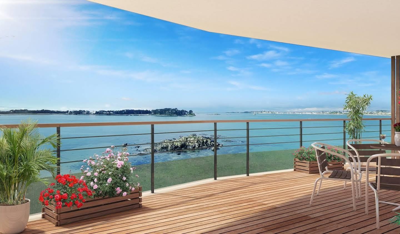 Appartement avec terrasse Roscoff