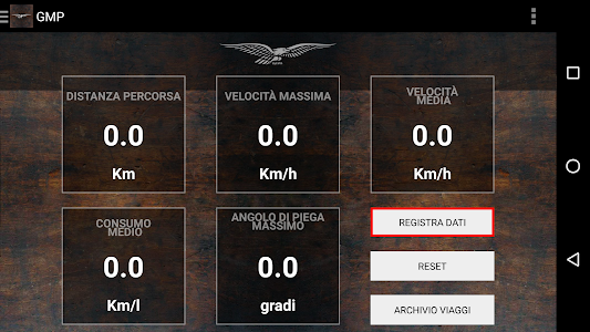 Moto Guzzi Multimedia Platform screenshot 2