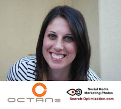 Photo: Jennifer Syfers Events manager for OCTANe Orange County Firsty Venture Capital networking