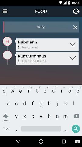 android Stadtrausch Amberg Screenshot 6